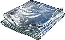 Lona Impermeable Transparente Exterior con