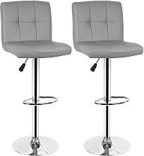 lote de 2 taburetes de bar, silla de bar, barra de