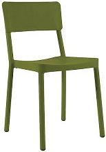 LOTE DE 4 x sillas LISBOA apilable