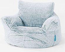 Lounge Pug - Puff Sillón para niños - Piel de