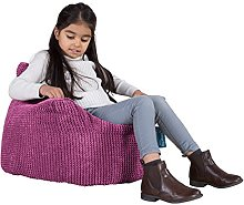 Lounge Pug®, Puff Sillón para niños, Pompón -
