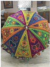 LoveBirds Paraguas ~ Fine hecho a mano con forma