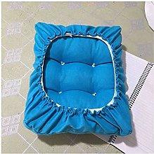 LRuilo Cojín rectangular para silla rectangular