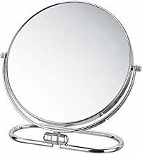 LSNLNN Espejos, Espejo de Maquillaje de Mesa de