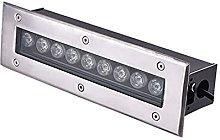 LSSB LED Arandela De Pared Lámpara Empotrable En