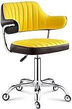 LTHDD Taburete de bar, silla de oficina, simple y