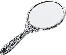 LTLCLZ Espejo para Maquillarse,Espejo De Mano O De