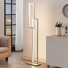 Lucande Avilara lámpara de pie LED atenuable