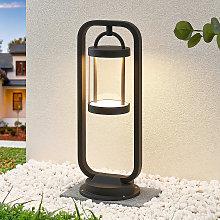 Lucande Caius lámpara sobremuro LED