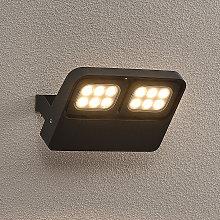 Lucande Kyrilo foco LED de exterior, 11 W