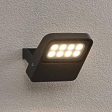 Lucande Kyrilo foco LED de exterior, 7,5 W