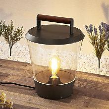 Lucande Larkyn lámpara de mesa decoración