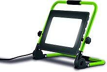 Luceco Foco LED de trabajo, verde