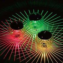 Luces de Piscina solares luz de Agua luz de