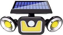 Luces de Seguridad solares LED al Aire Libre, Luz