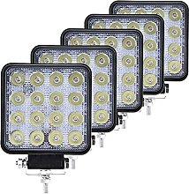 Luces de trabajo LED Barra de LED Offroad Barra de