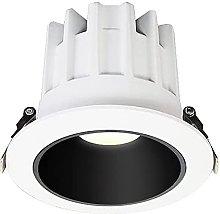 Luces empotrables de techo LED Downlights