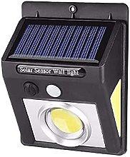Luces LED del Sensor de Movimiento Solar, Luz del