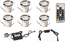 Luces LED para Decking 12V 0.5W Impermeable IP67