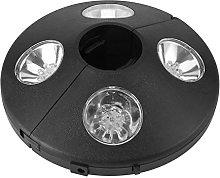 Luces para Sombrillas 24 LED, Lámpara LED para