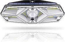 Luces solares al Aire Libre, Luz de Sensor de