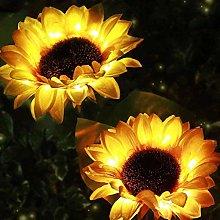 Luces Solares De Jardín Decorativas Al Aire