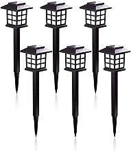 Luces solares de jardín Lámpara de Camino LED al