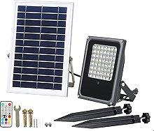 Luces Solares JardíN Al Aire Libre, De Solar