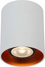 Lucide Bido - Foco de techo (8 cm de diámetro, 1