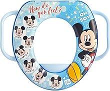 Lulabi 8014 - Reductor de WC Disney Mickey 3 con