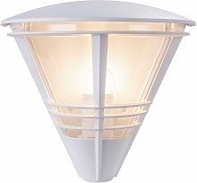 Luminaria de pared exterior de lujo ALU linterna