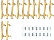 LUOFEIYU 12 tiradores para armario, cajón o