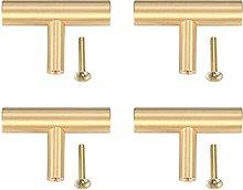 LUOFEIYU 4 tiradores de armario de estilo europeo