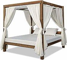 Luxury Furniture- Cama Balinesa para Exterior de