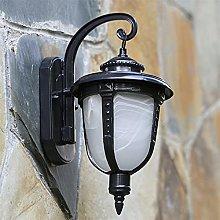 Luz de la pared europea E27 Luz de pared