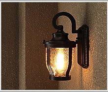 Luz de la pared europea Lámpara de pared de