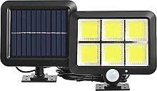 Luz LED Solar Impermeable al Aire Libre Jardín