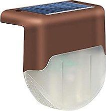 Luz Solar para escalones, iluminación Impermeable