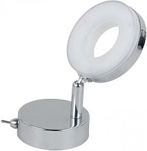 LuzConLed - Aplique 1 luz LED Circular 6W 4000K