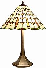 Lúzete - Lámpara De Mesa 41Cm Ampelus Tiffany