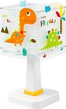 Lúzete - Lámpara Infantil De Mesa Dinos