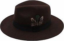 LUZIWEN Sombreros del sombrero del sombrero del