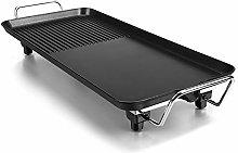 LXVY Cocina eléctrica de 220V 1500W Parrilla de