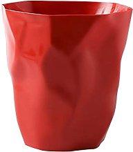 LYLSXY Cubo de Basura, Cubo de Basura de Plástico