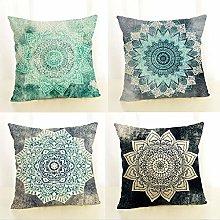 LYTFQ Funda Almohada Cojines Decorativos para Sofa
