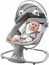 LYXCM Columpio para bebés, cómodo y ergonómico