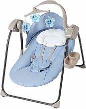 LYXCM Columpio para bebés para bebés, Mecedora