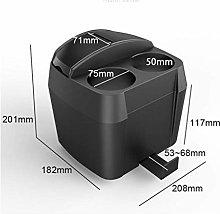 LZQBD Cubos de Basura, Cubo de Basura de Moda