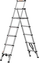 LZQBD Escaleras, Escalera de Aleación de Aluminio