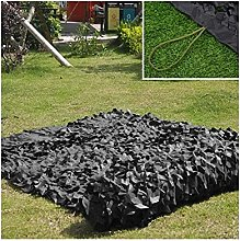malla sombreadora Black Camo Netting, Kids Fort